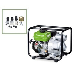Pompe à eau chargée SWP 80