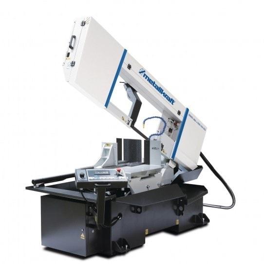 Scie à ruban Semi-Automatique  Metallkraft BMBS 460 x 600 HA-DG