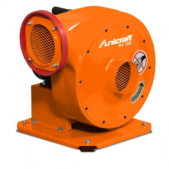 Equipement d'atelier Unicraft  Ventilateur radial RV 100