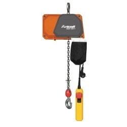 Appareil de levage Unicraft  Palan électrique à chaine EKZT 301-1