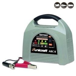 Chargeur/Régénérateur automatique de batterie Unicraft  ABC 8 - 6850200