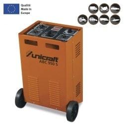 ABC 950 S - Chargeur/démarreur automatique professionnel pour batteries wet, gel et AGM