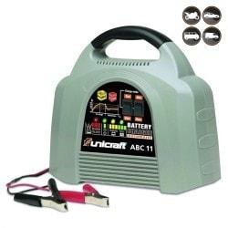 Chargeur/Régénérateur automatique de batterie Unicraft  ABC 11 - 6850205