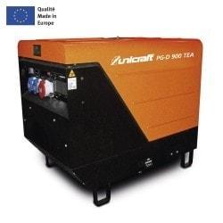 Groupe électrogène Unicraft PG-D 900 TEA
