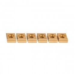 Plaquettes de coupe (6 pièces) pour KE 10-2 3991110