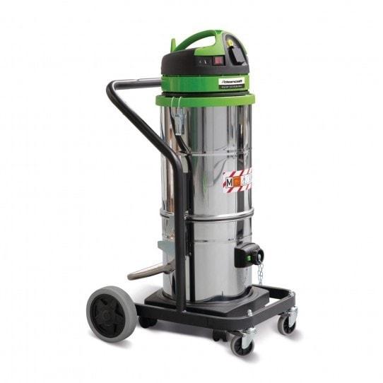 Aspirateur d'atelier  Cleancraft dryCAT 125 IRS classe M Pro