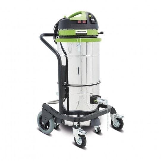 Aspirateur d'atelier  Cleancraft dryCAT 250 IRCA classe H Pro