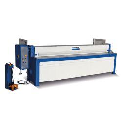 Cisaille à tôle motorisée Metallkraft MTBS 3102 F