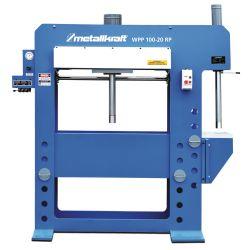 Presse motorisée  Metallkraft WPP 100-20 RP