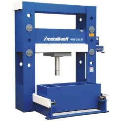 Presse motorisée  Metallkraft WPP 200 RT