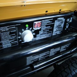 Canon à chaleur ventilée PT125T-KFA