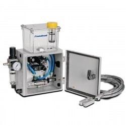 Micro-pulvérisation  Metallkraft MD 12