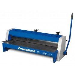 Cisaille manuelles d'établi Metallkraft TBS 650-12 T