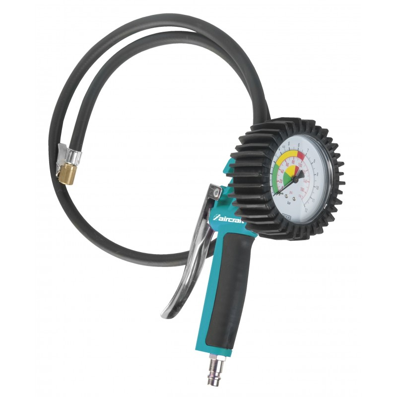 Gonfle-pneus et contrôleur de pression PRO +