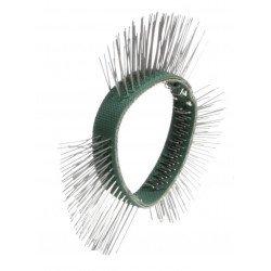 Bande de brosse métallique fine 11 mm