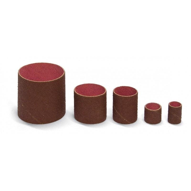 Set de 5 manchons abrasifs