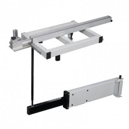 Table à rallonge pour TF 200 SE Holzstar