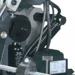 Scie à ruban Optimum S 210 G - 3300210 - Système d'arrosage avec bac récupérateur de fluide