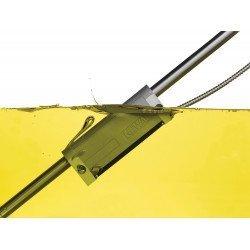 Imperméable à l'huile, au liquide de refroidissement, à la poussière, aux copeaux. règles Sphérosyn MS S2G