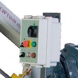 Scie à ruban Optimum S 300 DG - 3290290 - Panneau de commande