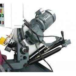 Scie à ruban Optimum S 300 DG - 3290290 -Motorisation 2 vitesses de défilement de lame 35 et 70 m/min