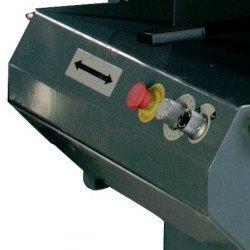 Scie à ruban Optimum S 350 G - 3290350 - Vitesse de descente de l'archet