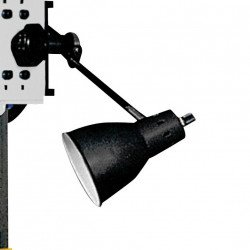 Scie à ruban Metallkraft VMBS 1610 E - 3951611 - lampe