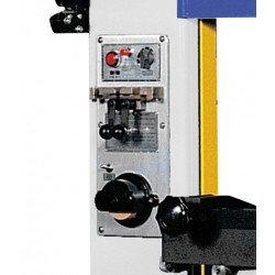 Scie à ruban Metallkraft VMBS 1610 E - 3951611 - Unité de soudage de lame