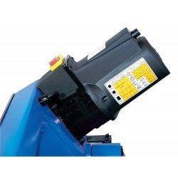 Scie à ruban Metallkraft MBS 150 - 3630150 - Vitesse réglable en continu