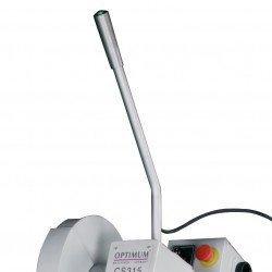 Tronçonneuse à fraise-scie manuelle Optimum CS 315 -3302300 - Bras de descente
