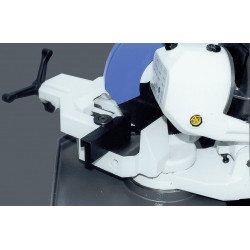 Scie circulaire semi-automatique Metallkraft MKS 350 H - 3620352 - Etau pivotant double mors