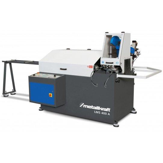 Scie circulaire automatique Metallkraft LMS 400 A - 3625404