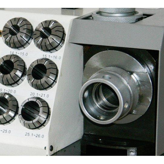 Affûteuse de forets hélicoïdaux GH10T avec pinces type ER - 3100110 - Jeu de 12 pinces