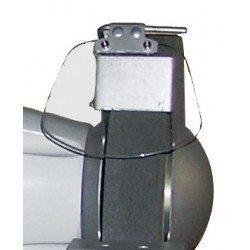 Touret à meuler Optimum SM 300 - 3101303 - Plexis de protection
