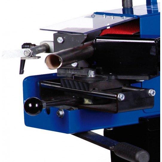 Ponceuse à bande multi-fonctions Metallkraft KRBS 100 - 3705100 -  Mors pour tube rond