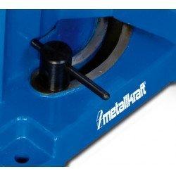 Plieuse d'angle Metallkraft WB100 - 3776101 - Réglage d'angle