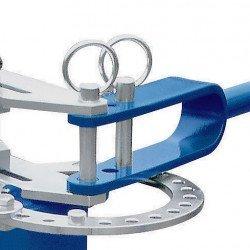 Cintreuse manuelle mobile Metallkraft RB 30 - 3776030 - Goupilles haute qualité