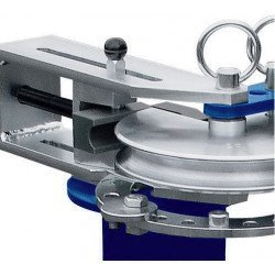 Cintreuse manuelle mobile Metallkraft RB 30 - 3776030 - Matrices