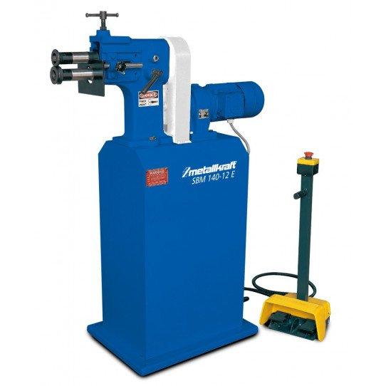 Bordeuse/Moulureuse électrique Metallkraft SBM E - 381 4003