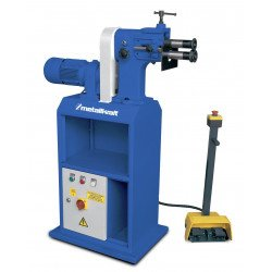 Bordeuse/Moulureuse électrique Metallkraft SBM E - 381 4003 - Bordureuse