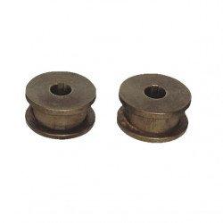 Jeu de galets supplémentaires pour aluminium carré - 3880509