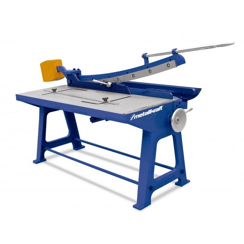 Cisaille professionnelle d'établi Metallkraft BSS 1020 - 3816001