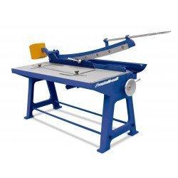 Cisaille professionnelle d'établi Metallkraft BSS 1250E