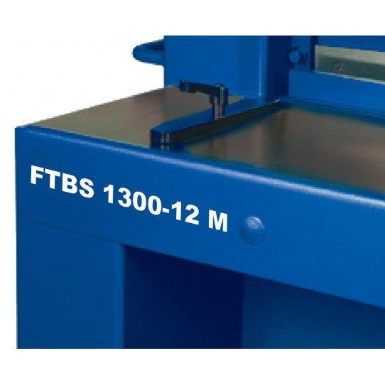 Cisaille manuelle d'établi Metallkraft FTBS M 1300-12 M