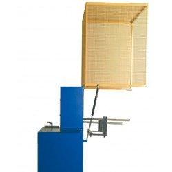 Cisaille pneumatique Metallkraft FTBS 1050-15 P - Equipement de sécurité
