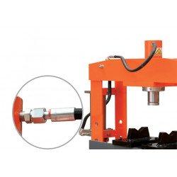 Presse hydraulique Unicraft WPP 10 TE