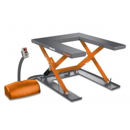 Table de levage électro-hydraulique Unicraft SHT 1001 U - 6153100