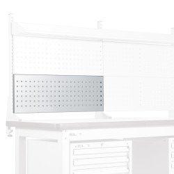 Panneau perforé Uniworks pour établi 1500 mm
