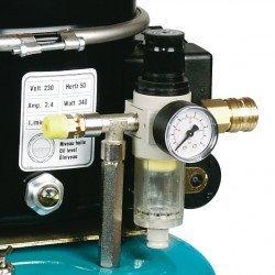 Régulateur de pression du compresseur Aircraft Airboy Silence 50 Pro - Régulateur de pression