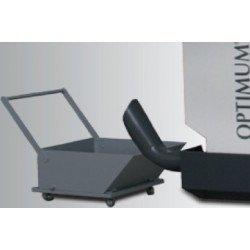 Fraiseuse à commande numérique Optimum F 150 TC